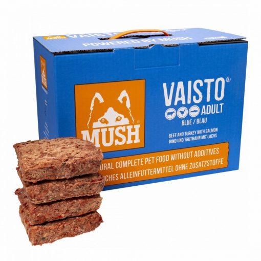 Mush Blue Marha-Pulyka-Lazac barf komplett menü 10kg