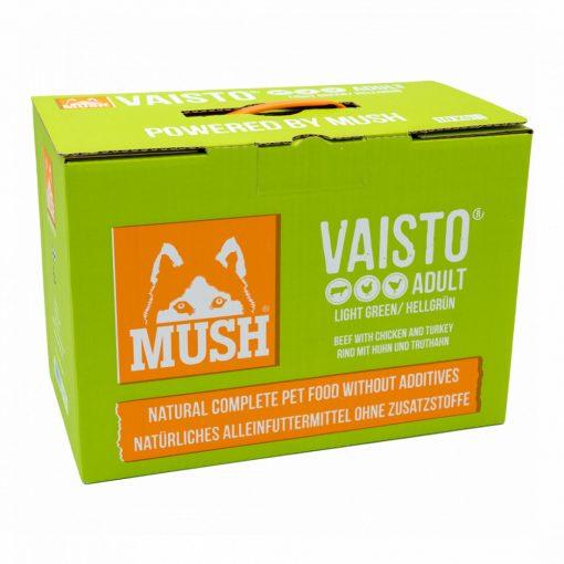 Mush Green Marha-Csirke-Pulyka barf komplett menü 10kg
